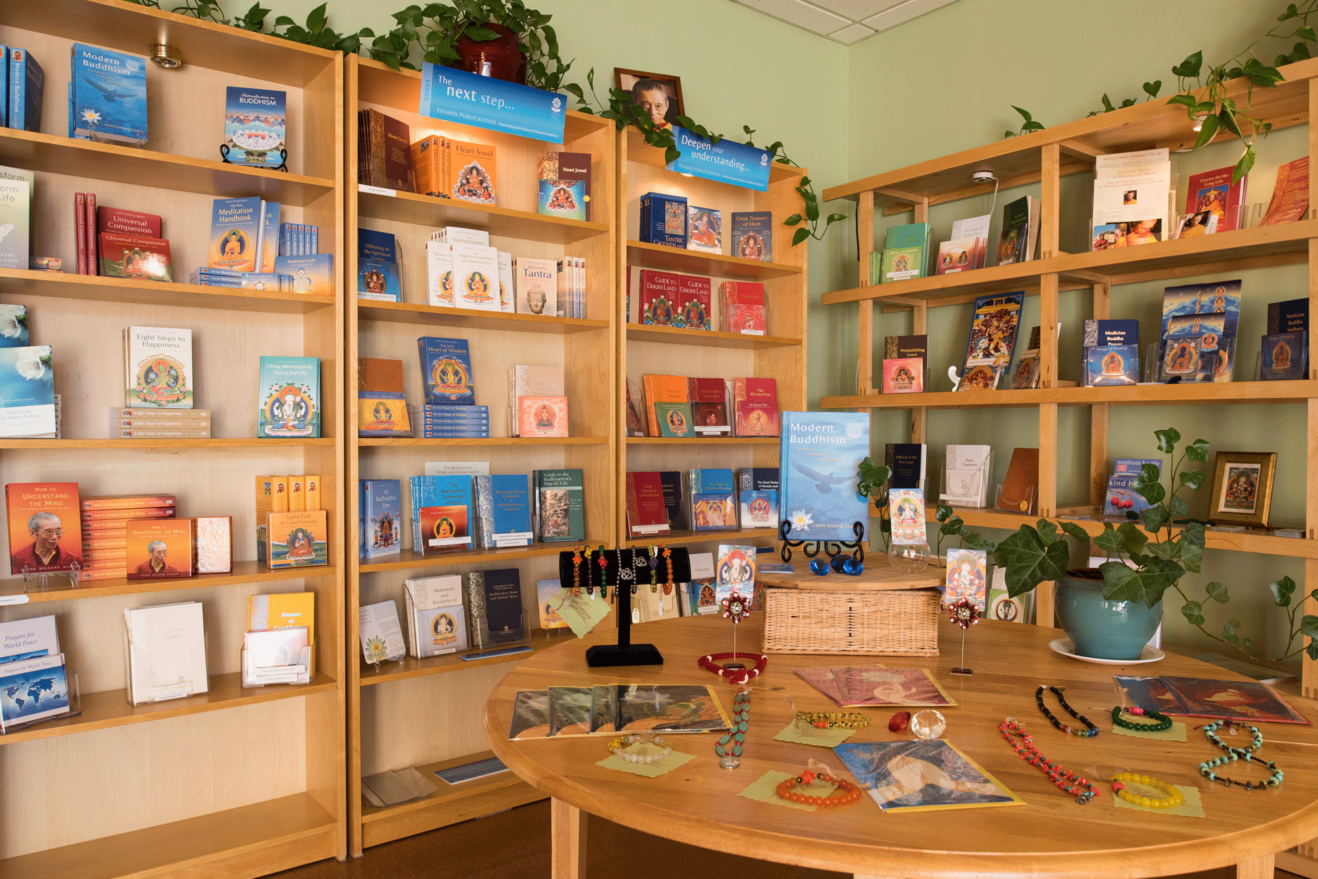 Bookstore/Gift Shop | Meditation and Buddhism in Long Island